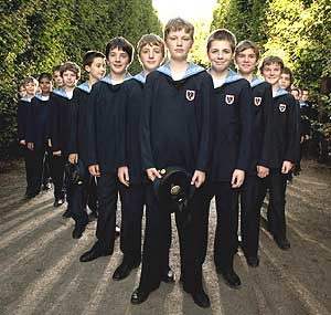 Cathedral of the Holy Cross to Host the Vienna Boys Choir