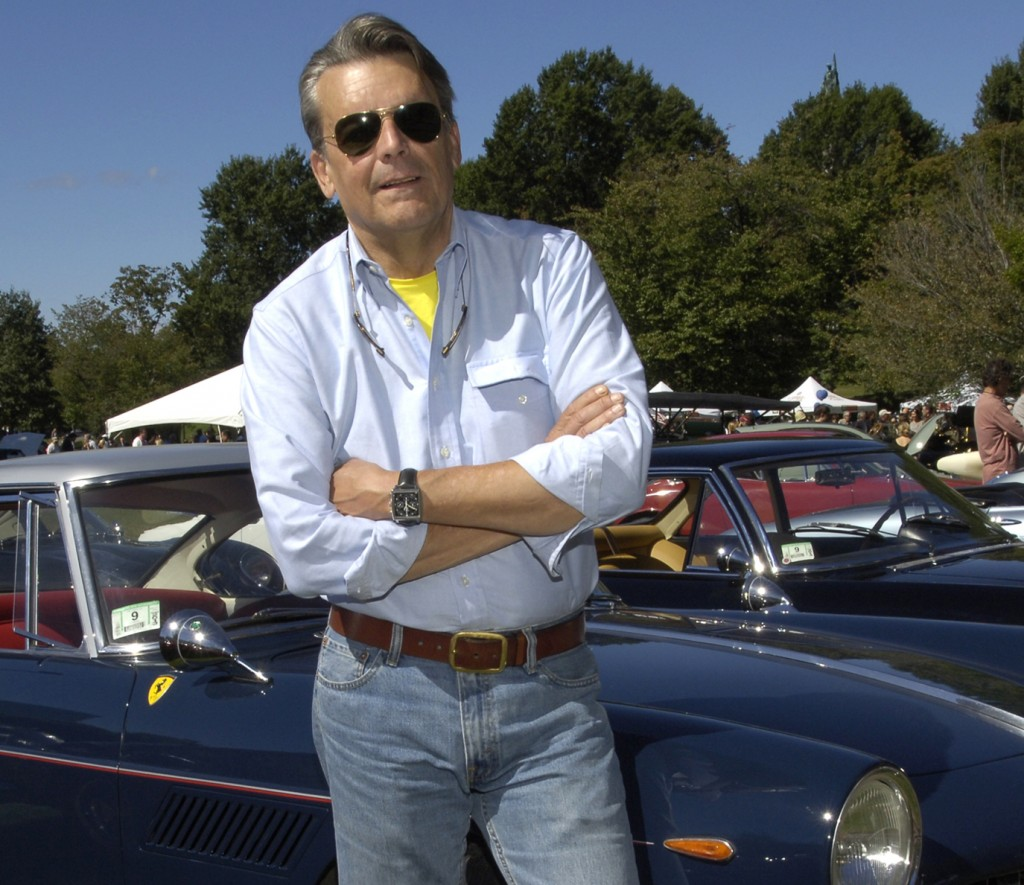 jay geils formerly of the j geils band with his 1961 ferrari 250 gte 2 2. Black Bedroom Furniture Sets. Home Design Ideas