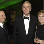 Lt Governor Tim Murray, former Governor Bill Weld & Nancy Sterling of Mintz Levin
