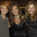 Committee members Beth Furman, Debra Abgeloni & Vita Melignano