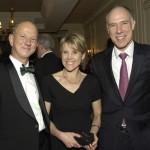 James Geraghty, Sandra Poole, and David Meeker