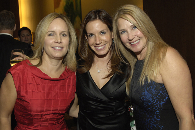 Shar Heslam, Kate Lubin & Laura Lamere