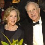 Susan Hockfield and Henry Lee