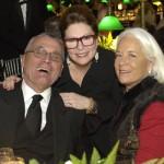 Frank Wisneski, Janet Atkins and Pam Humphrey