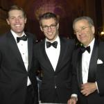 Brett Catlin, Jeremy Leventhal and Frederic Wittmann