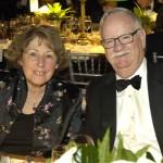 Angela Menino and Bob Brown