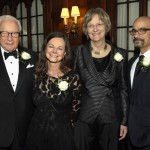 "Keynote speaker David McCullough, awards presenter Geraldine Brooks, ""Lights"" honorees Drew Gilpin Faust and Junot Diaz"