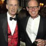 Holt Massey and author Tony Horwitz