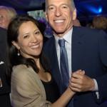 Spaulding trustees chairman Scott Schoen and Nancy Adams