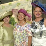 Founder Wendy Shattuck (center) with co-chairs Janet Atkins & Lynn Dale
