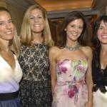 Allison Byrne, Allison Pellegrino, Dana Lewis & Lisa Mullan Perkins