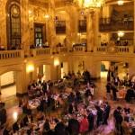 The Opera Gala, A Season Opening Celebration, in the Wang Theatre Grand Lobby