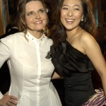 BLO General & Artistic Director Esther Nelson and Soprano So Young Park