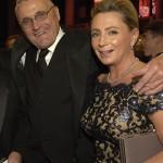 Gala co-chair Lynn Dale and Frank Wisneski