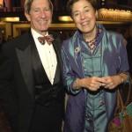 Gala co-chair Ann Beha and Hal Carroll