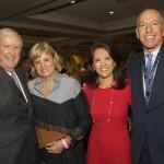 Jack & Eileen Connors, Nancy Adams and Scott Schoen
