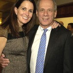 Stacy & Larry Lucchino