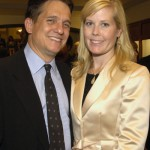 BSO Pops conductor Keith Lockhart and wife Emiley Zalesky