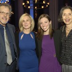 Co-Chairs Paul Reville & Julie Joyal, guest speaker Mary McGrath & MWCC founder & president Stephanie Warburg
