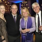 Amy & Ethan d'Ablemont Burnes, Donna & Bob Storer