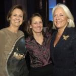 Marie Schwartz, Caren Demoulas & Pamela Humphrey