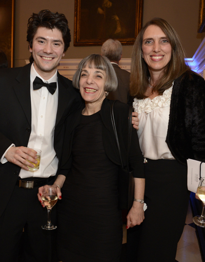 Goran Daskalov, Kate Kush, and Mary Giurleo