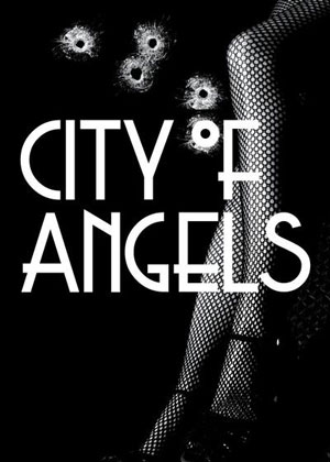 """""""City of Angels"""" through May 2nd at The Lyric Stage Boston."""