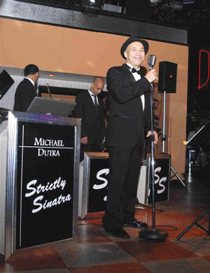 Michael Dutra is among the popular entertainers performing at this year's free concerts series at City Hall Plaza. (Courtesy Photo)