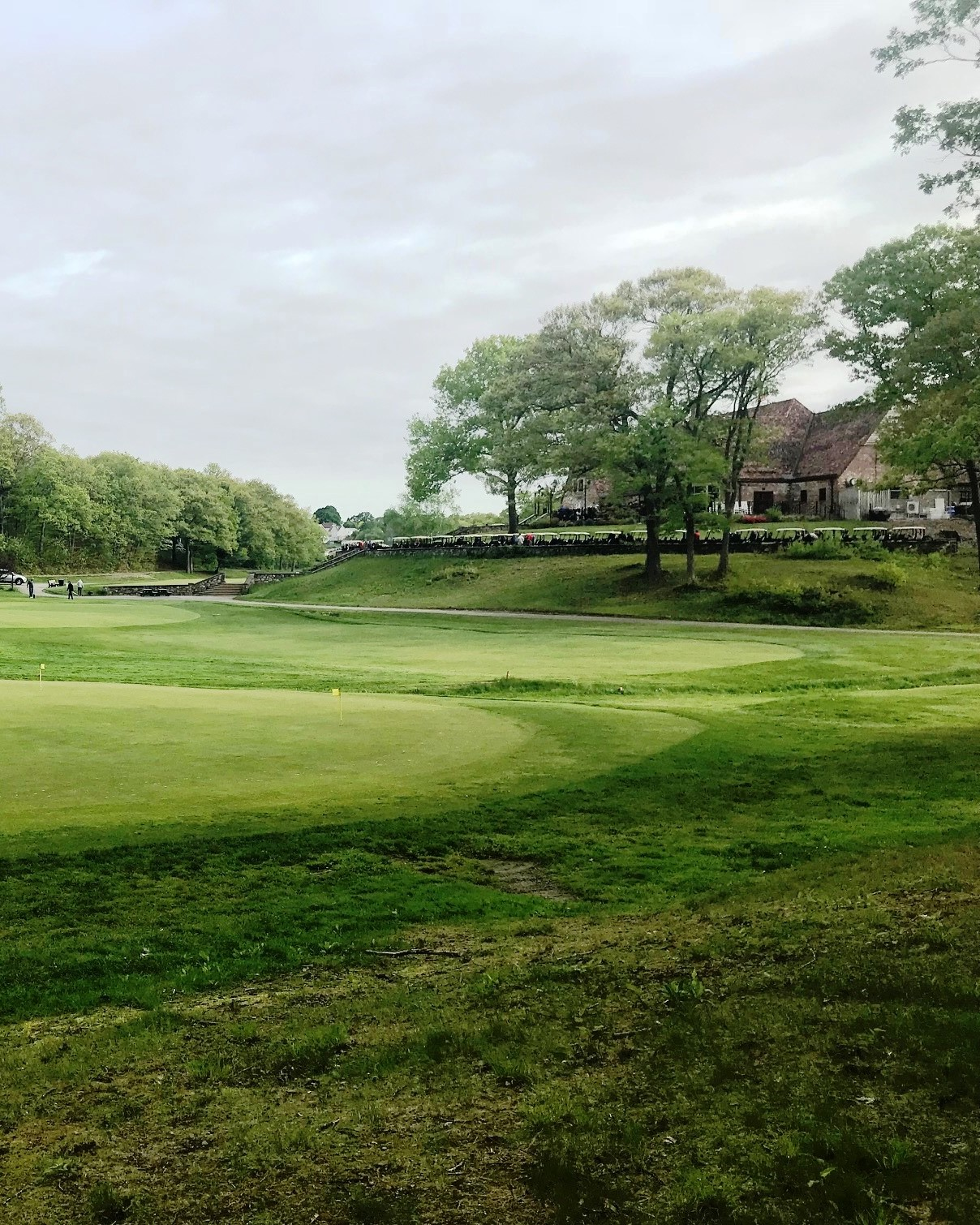 The George Wright Golf Course in Hyde Park awaits this year's players. (Photo courtesy of Jon Seamans, Boston Parks & Recreation Dept.)